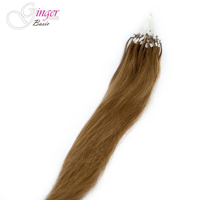 Extensões de micro anilha da Ginger Basic, como fica o cabelo