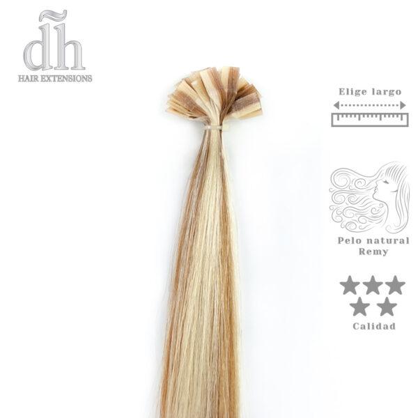 Extensões de queratina DH Hair Extensions