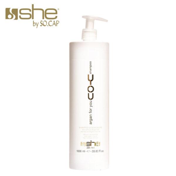 Shampoo argan for you